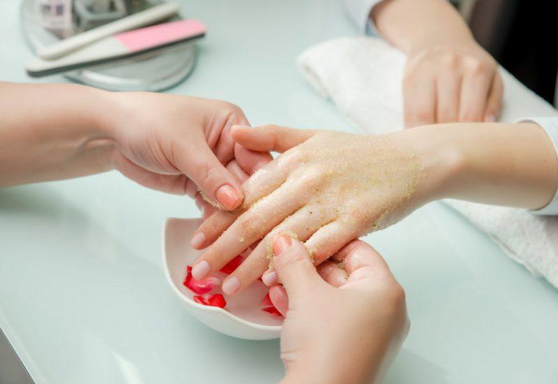 θεραπειια παραφιινης χεριωων