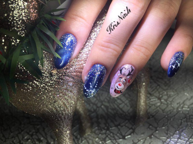 τεχνητα νυχια nail art