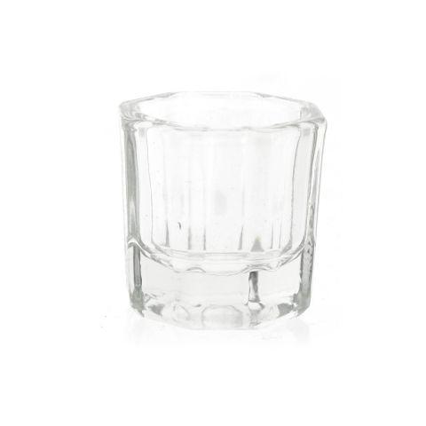 Γυάλινο Ποτηράκι για υγρό Ακρυλικού