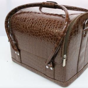 Βαλιτσάκι-τσάντα με επένδυση