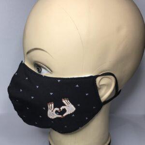Μάσκα Προστασίας 3D