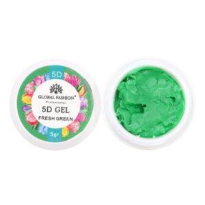 Πλαστελίνη 5D Gel 5gr Fresh Green