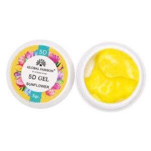 Πλαστελίνη 5D Gel 5gr Sunflower
