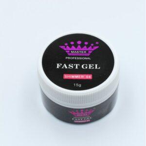 Poly Gel Shimmer White 15g