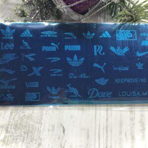 Stamping plates L011 Adidas Nike