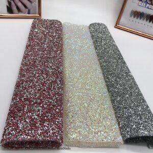 Nail Silicon Pad Diamond