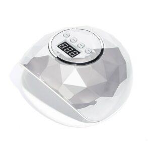 Φουρνάκι νυχιών UV/LED 86W Silver