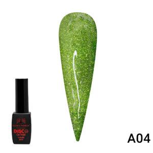 Gel Polish Disko Global Fashion A04 8ml