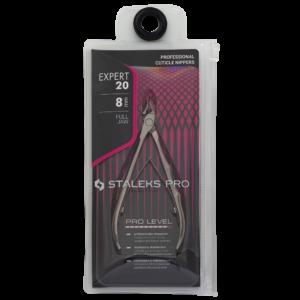 STALEKS Expert cuticle nipper 8mm